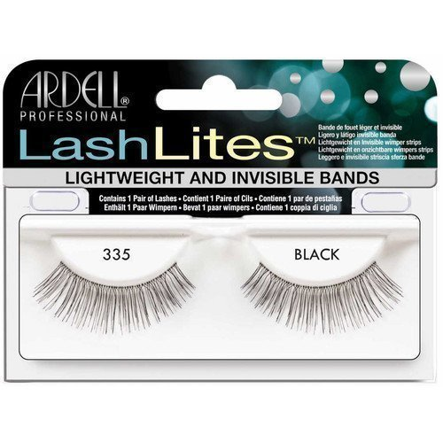 Ardell Lash Lites Most Natural Styles 335 Black
