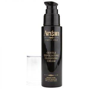 Argan Liquid Gold Gentle Exfoliating Cleansing Cream 50 Ml