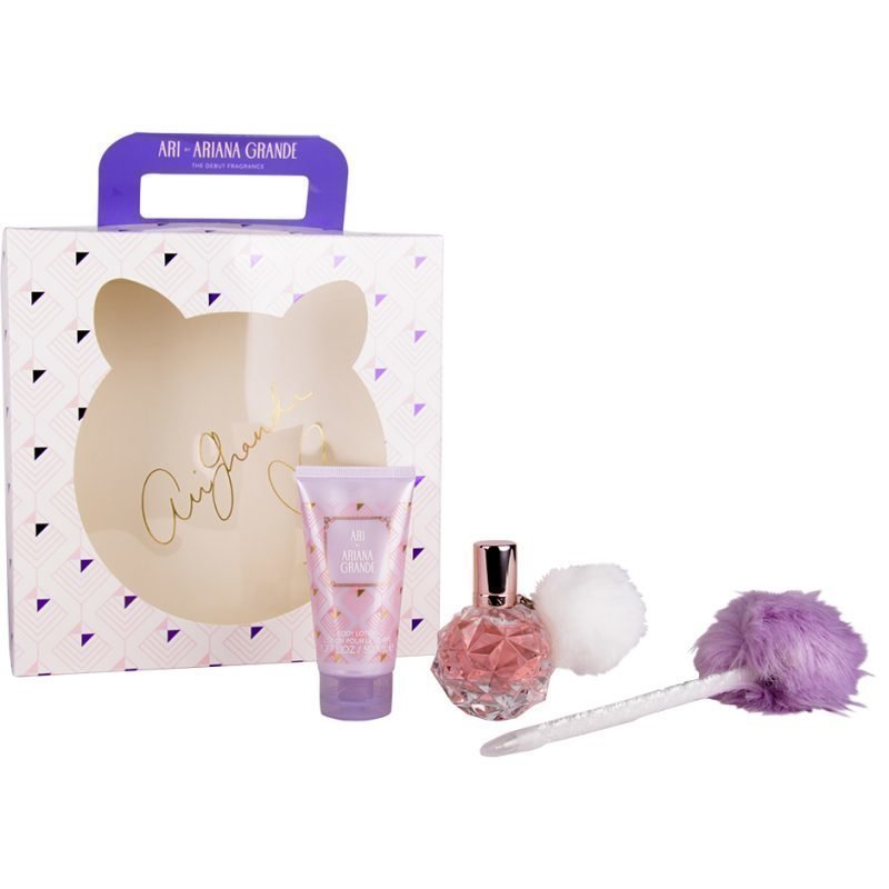 Ariana Grande Ari EdT 30ml Body Lotion 50ml Pen