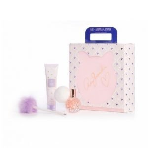 Ariana Grande Ari Edp 30 Ml + Body Lotion 5 0ml + Pompom Pen Lahjapakkaus