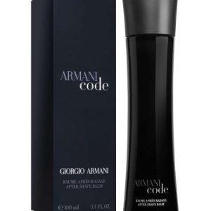 Armani Code A/S Balm 100 ml