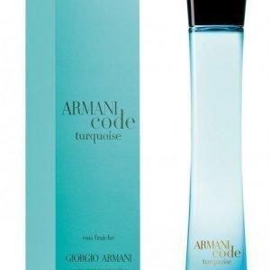 Armani Code Turquoise Femme EdT 75 ml