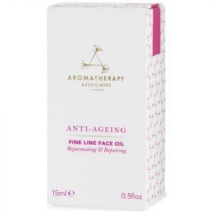 Aromatherapy Associates Anti-Age Fine Line Face Oil 15 Ml