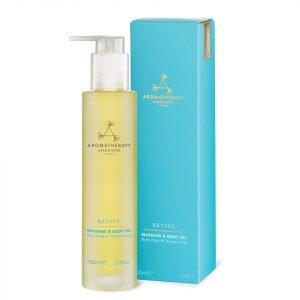 Aromatherapy Associates Revive Morning Massage & Body Oil