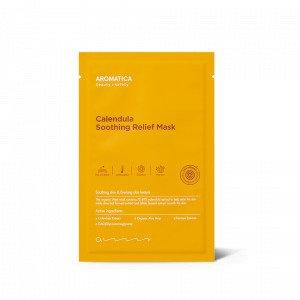 Aromatica Calendula Soothing Relief Mask 1ea
