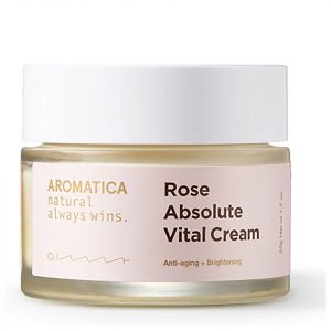 Aromatica Rose Absolute Vital Cream 50 G