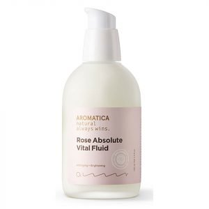 Aromatica Rose Absolute Vital Fluid 100 Ml