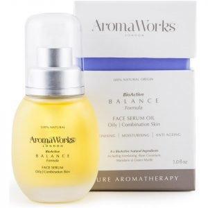 Aromaworks Balance Face Serum Oil 30 Ml