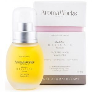 Aromaworks Delicate Face Serum Oil 30 Ml