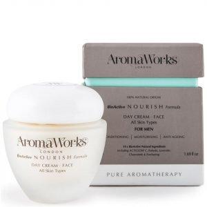 Aromaworks Men's Day Cream 50 Ml