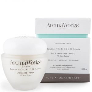 Aromaworks Nourish Face Exfoliate Mask 50 Ml
