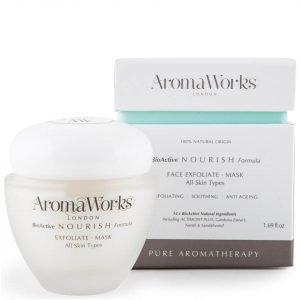 Aromaworks Nourish Face Exfoliate Mask 50 Ml