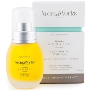 Aromaworks Nourish Face Serum Oil 30 Ml