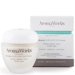 Aromaworks Nourish Night Cream 50 Ml