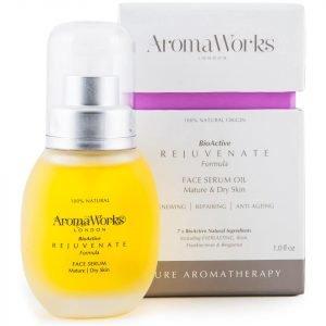 Aromaworks Rejuvenate Face Serum Oil 30 Ml