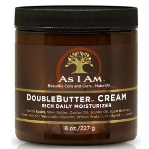 As I Am Doublebutter Daily Moisturizer Cream 227 G