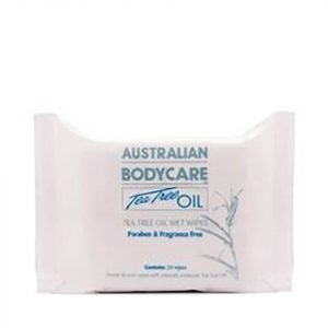 Australian Bodycare Handy Pack Wipes 24 Pack