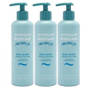 Australian Bodycare Skin Wash Bumper Pack 500 Ml