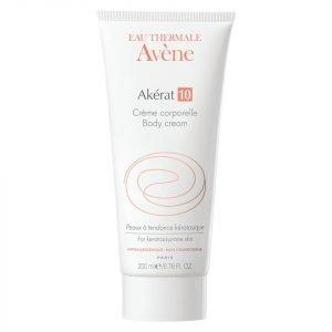 Avène Akérat Body Cream 200 Ml