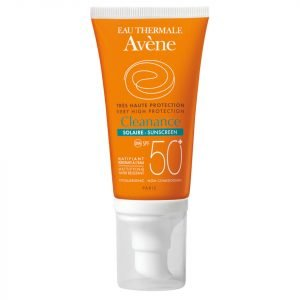 Avène Cleanance Sunscreen Spf50+ Very High Protection 50 Ml
