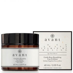 Avant Skincare Gentle Rose Beautifying Face Exfoliant 60 Ml