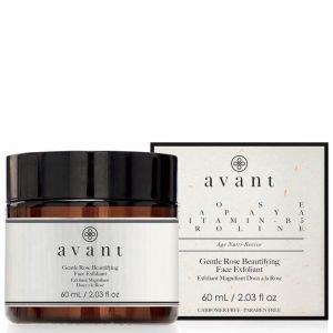 Avant Skincare Gentle Rose Beautifying Face Exfoliant 60 Ml
