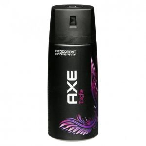 Axe Excite Bodyspray Vartalosuihke 150 Ml