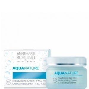 Börlind Aquanature Moisturising Cream 50 Ml Päivävoide