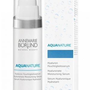 Börlind Aquanature Moisturising Serum 50 Ml Seerumi