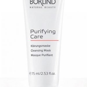 Börlind Purifying Care Cleansing Mask 75 Ml Puhdistusnaamio
