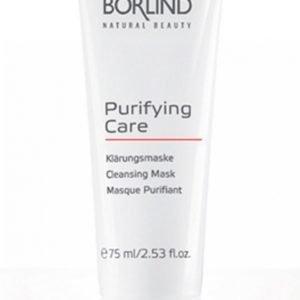 Börlind Purifying Care Cleansing Mask 75 Ml Puhdistusnaamio