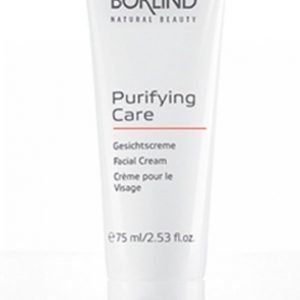 Börlind Purifying Care Facial Cream 75 Ml Päivävoide