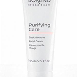 Börlind Purifying Care Facial Cream 75 Ml Päivävoide