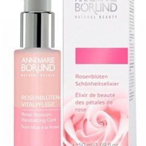 Börlind Rose Blossom Revitalizer 50 Ml Päivävoide