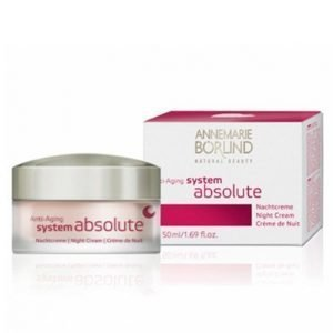Börlind System Absolute 50 Ml Yövoide