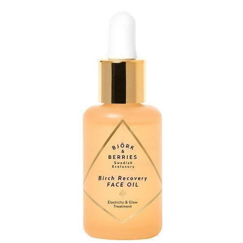 BJÖRK&BERRIES Birch Recovery Face Oil