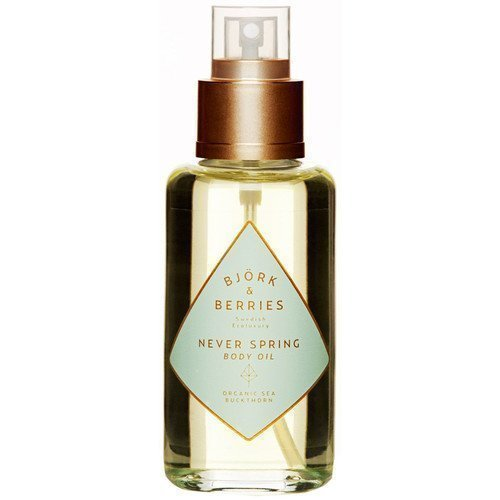BJÖRK&BERRIES Never Spring Body Oil