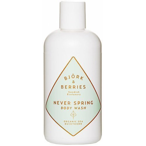 BJÖRK&BERRIES Never Spring Body Wash