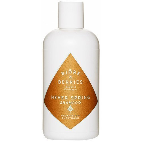 BJÖRK&BERRIES Never Spring Shampoo