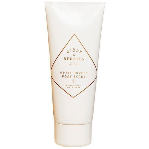 BJÖRK&BERRIES White Forest Body Scrub