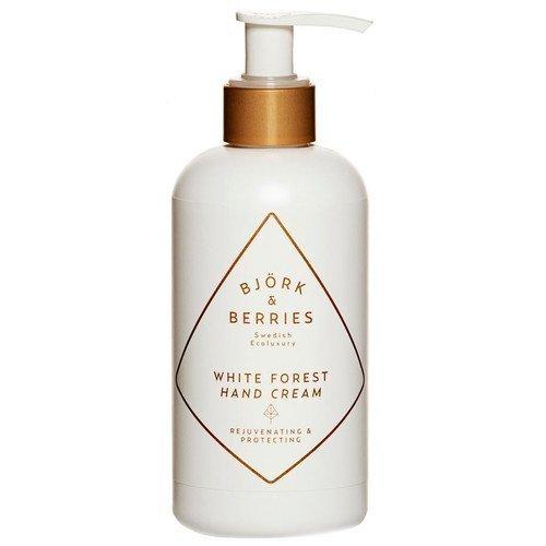 BJÖRK&BERRIES White Forest Hand Cream