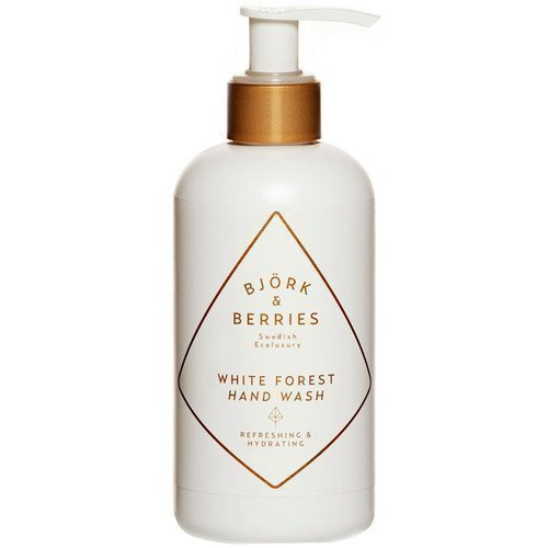 BJÖRK&BERRIES White Forest Hand Wash