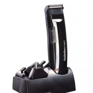 BaByliss E823E Multi Trimmer Trimmeri Hopea