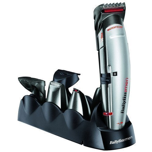 BaByliss for Men Tondeuse Barbe Beard 8 in 1 trimmer Waterproof