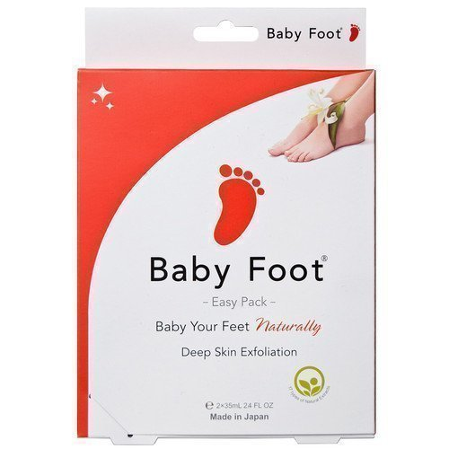 Baby Foot Deep Skin Foot Exfoliation