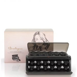 Babyliss Boutique Hair Rollers Black