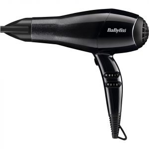 Babyliss Diamond Hair Dryer Black