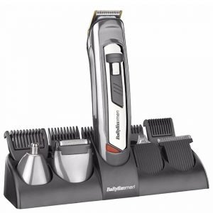 Babyliss For Men 10-In-1 Titanium Grooming System