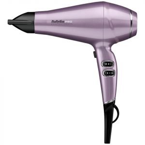Babyliss Pro Keratin Lustre Hair Dryer Lilac Silk