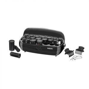 Babyliss Thermo-Ceramic Hair Rollers Black